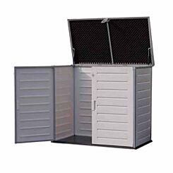 Charles Bentley Weatherproof Outdoor Storage Cabinet 1170L