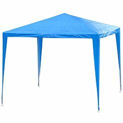 Alfresco Garden Gazebo 2.7 x 2.7m Blue