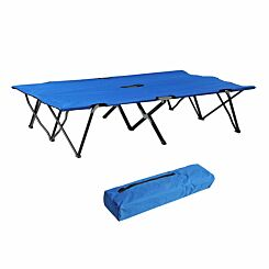 Alfresco Portable Folding Camping Bed