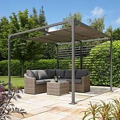 Rowlinson Florence Canopy 3m x 3m
