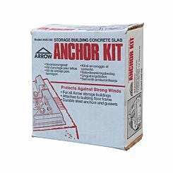 Rowlinson Anchor Kit for Metal Shed