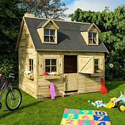 Rowlinson Country Cottage Playhouse
