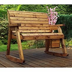 Charles Taylor Two Seater Rocking Bench