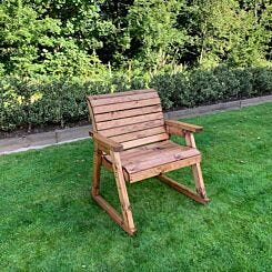 Charles Taylor Grand Rocking Armchair