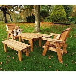 Charles Taylor Kids Multi Dining Set
