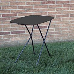 Adjustable Folding Table Pack of 2