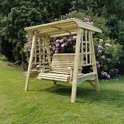 Hawthorn 2 Seater Swing Chair