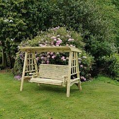 Hawthorn 3 Seater Swing Chair