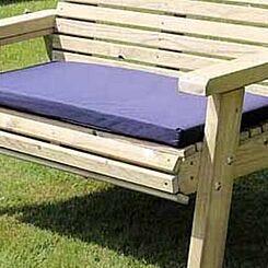 Hawthorn Double Navy Cushion