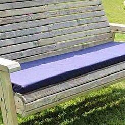 Hawthorn Triple Navy Cushion