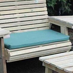 Hawthorn Green Cushion Triple