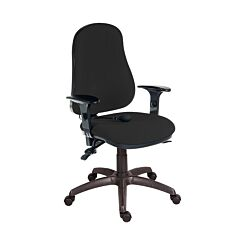 Teknik Office Ergo Comfort Air Computer Chair Fabric with Arms