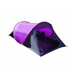 Summit Hydrahalt 2 Man Pop Up Tent 1500HH Purple/Grey
