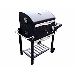 Charles Bentley Large American Grill Charcoal BBQ