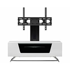 Alphason Chromium 1000 TV Cabinet with Bracket