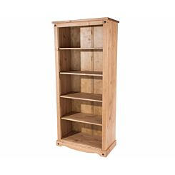 Corona Open Bookcase