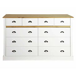 Steens Sandringham 4 Over 6 Chest of Drawers