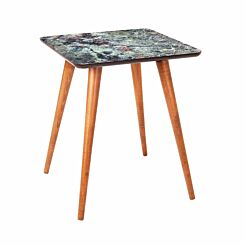 Inbox Square Side Table Coherent