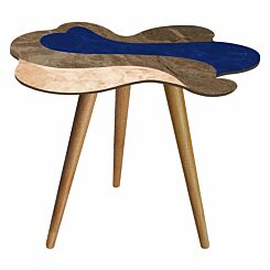Inbox Free Form Side Table Waves