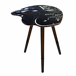 Inbox Free Form Side Table Helmet