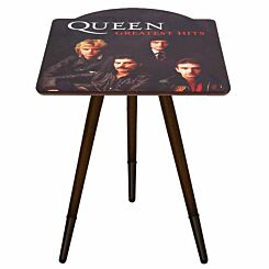 Inbox Free Form Side Table Queen