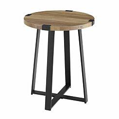 Albacete Rustic Side Table