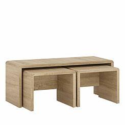 Belgravia Wide Nest of Tables