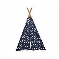 Kaikoo Kids Teepee Play Tent Star Print