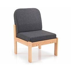 TC Office Juplo Wooden Reception Chair