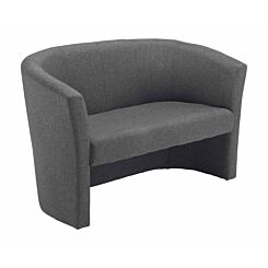 TC Office Tub 2 Seater Reception Sofa