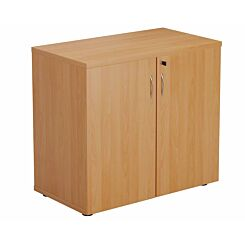 TC Office Cupboard with Lockable Doors with 1 Shelf Height 730mm