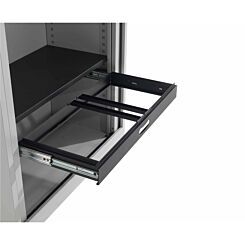 TC Office Talos Steel Tambour Roll Out Filing Frame