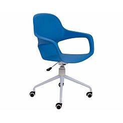 TC Office Ariel 2 Retro Chair with Spider Base and Castors