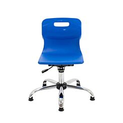 TC Office Titan Swivel Junior Chair with Glides