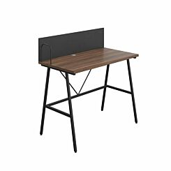 TC Office SOHO Home Working A-Frame Desk with Backboard