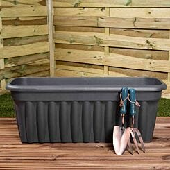 Wham Vista Traditional Trough 80cm Set of 5 Graphite