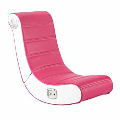 X Rocker Play Gaming Chair Pink