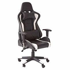 X Rocker Bravo Gaming Chair White