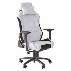 X Rocker Messina Gaming Chair Silver