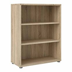 Prima Bookcase with 2 Shelves