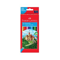 Faber Castell Eco Colour Pencils Pack Of 12