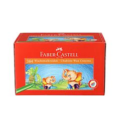 Faber-Castell Chublet Crayons Pack of 384 Assorted