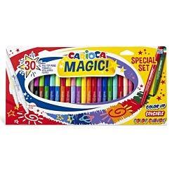 Carioca Magic Markers Pack of 30