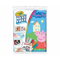 Crayola Peppa Pig Color Wonder Set