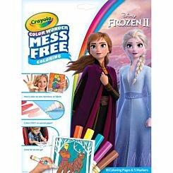 Crayola Disney Frozen II Colour Wonder