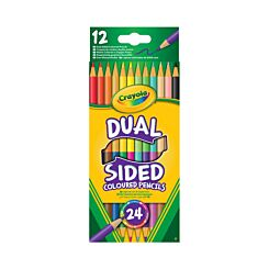 Crayola Dual Sided Pencils