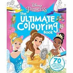 Disney Princess Ultimate Colouring Book