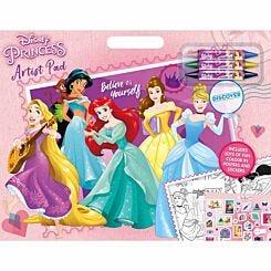 Disney Princess Artist Pad