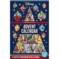 Disney Giant Advent Calendar with 24 Books