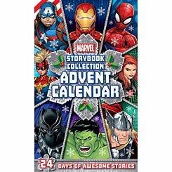 Marvel Giant Advent Calendar with 24 Books